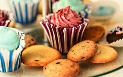 Brioșe & Ciocolată Caldă