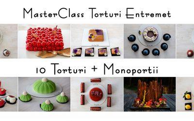 MasterClass Torturi Entremet